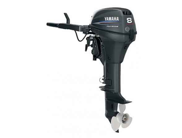 Лодочный мотор Yamaha F 8 CMHS