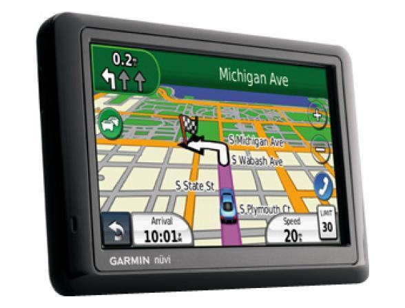 GPS-навигатор Garmin Nuvi 1490T Europe