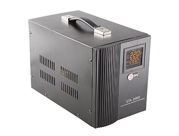 Стабилизатор ЭРА STA-2000 (4/48)