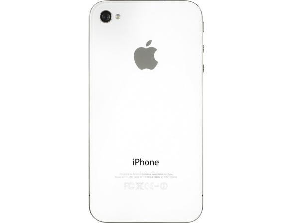Коммуникатор Apple iPhone 4 8Gb White