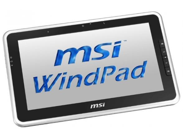Планшет MSI WindPad 100W-009RU