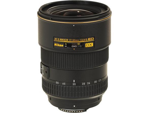 Объектив Nikon 17-55mm f/2.8G ED-IF AF-S DX Zoom-Nikkor