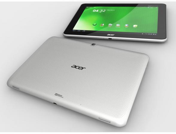 Планшет Acer Iconia Tab A701 32Gb Silver