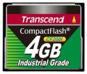 Флэш память Transcend 4 Gb CompactFlash 200x Industrial