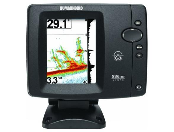 Эхолот Humminbird 586c HD