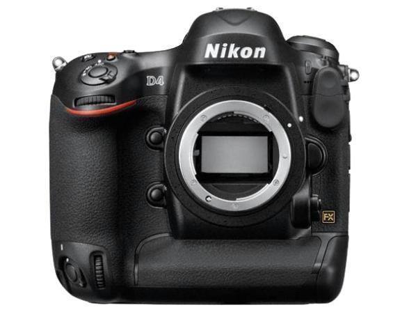 Зеркальный фотоаппарат Nikon D4 Body