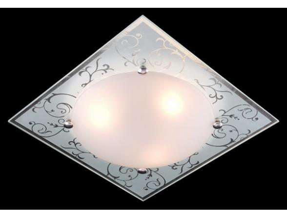 Светильник настенно-потолочный Eurosvet 2131/3 хром