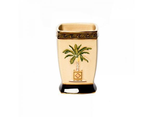 Стакан для зубной пасты AVANTI Banana Palm