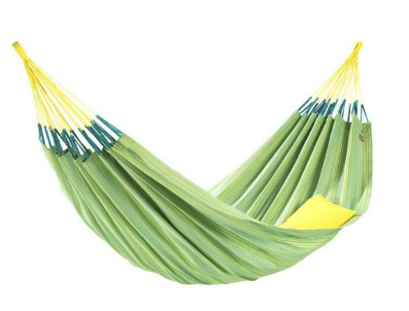 Гамак двухместный La Siesta Sonriento Double Hammock Plus  Green