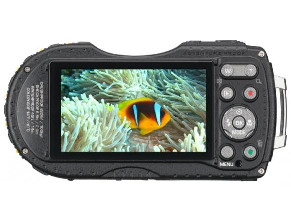 Цифровой фотоаппарат Pentax Optio WG-3
