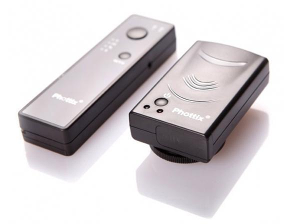 Пульт дистанционного управления Phottix Plato 2.4GHz для Canon (WXD-188)