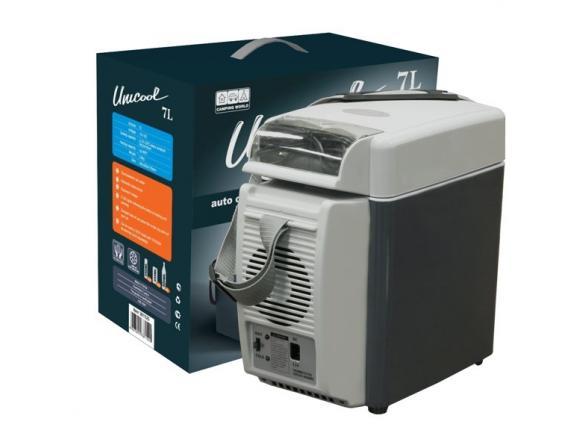 Автохолодильник термоэлектрический Camping World UNICOOL - 7L