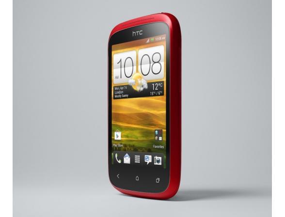 Коммуникатор HTC Desire C Red*