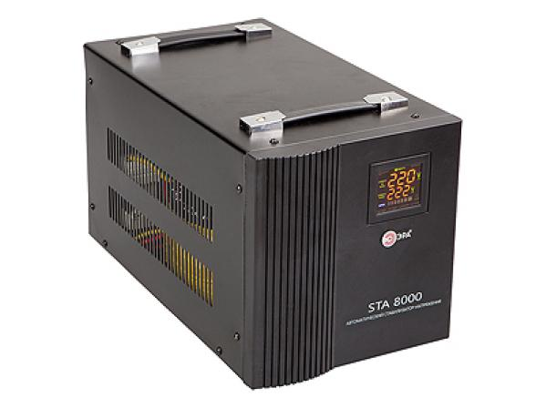 Стабилизатор ЭРА STA-8000 (1/24)