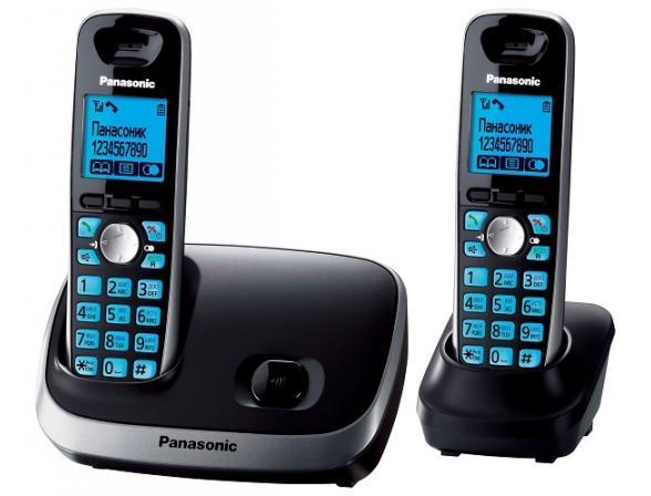 Радиотелефон Dect Panasonic KX-TG6512RUB