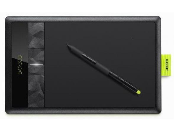 Графический планшет Wacom CTH-470K-RUPL Bamboo Pen&Touch (3gen)