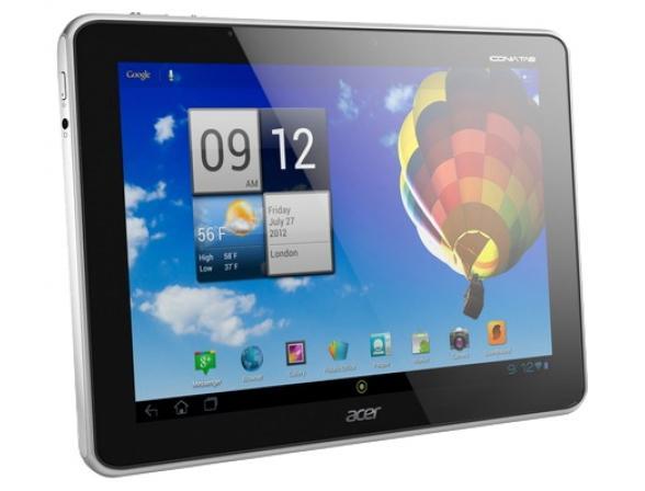 Планшет Acer Iconia Tab A511 32Gb Black