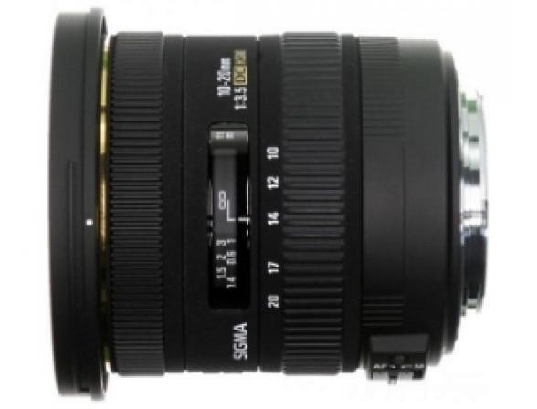 Объектив Sigma AF 10-20mm F/3.5 EX DC HSM Sony