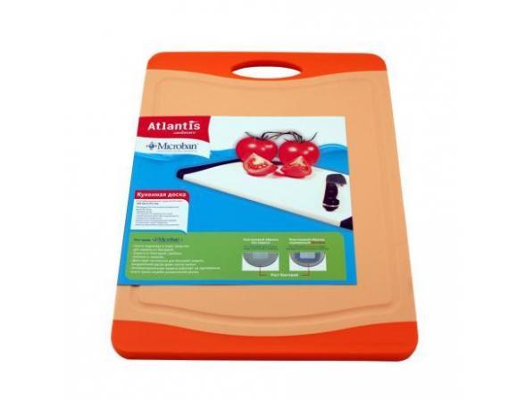 Кухонная доска антибактериальная MICROBAN FLUTTO 37x25см F-M-O