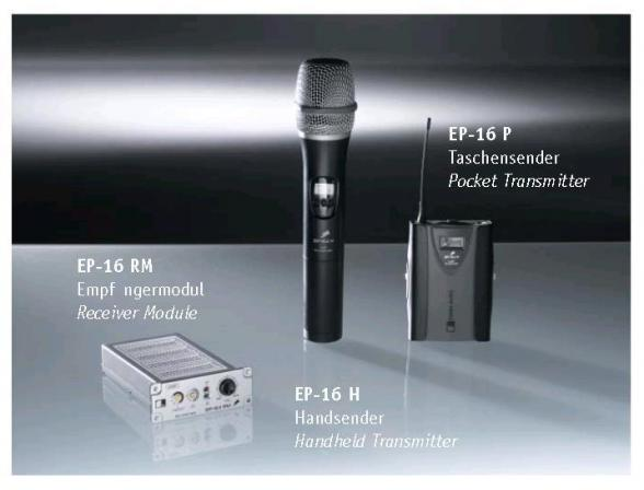 Комплект Fohhn Audio AG EP-16 Set