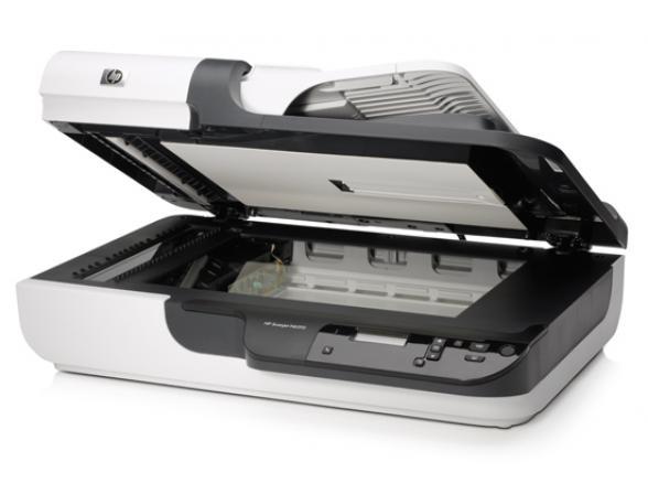 Сканер планшетный HP ScanJet N6310