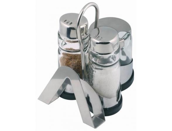 Набор для специй Regent Inox Aroma 6 предметов 93-DE-AR-11