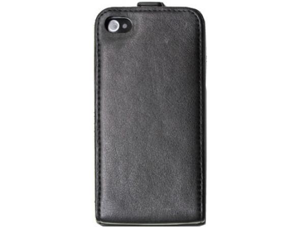 Чехол Aston Martin для iPhone flip black