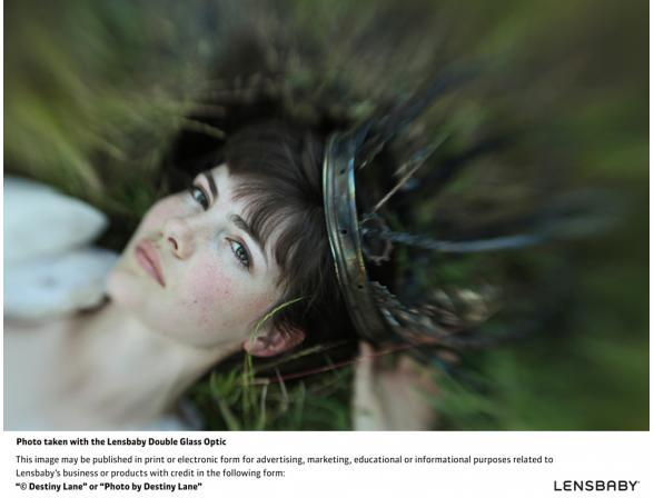 Объектив Lensbaby Composer PRO Double Glass for NEX Sony