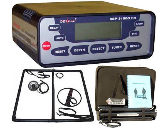 Металлоискатель DETECH SSP-3100pro