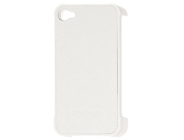 Чехол Yoobao LCAPi4-FWt Fashion Case for iPhone 4/4s (white)
