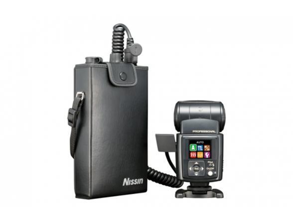 Внешний батарейный блок Nissin PS300 для вспышек Nikon