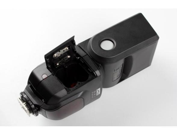 Вспышка Metz 50AF-1 Canon