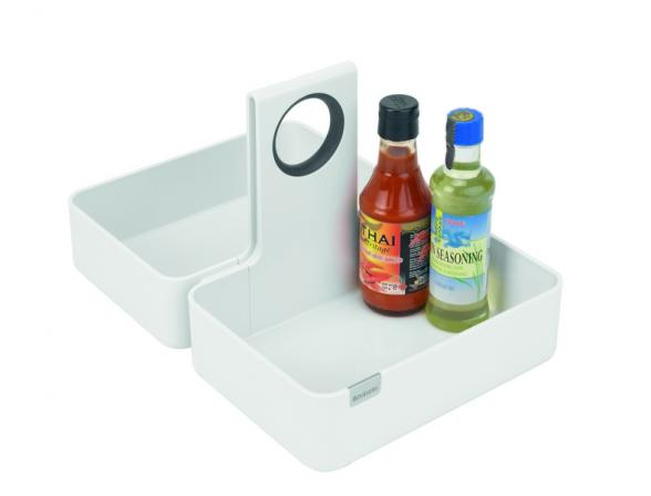 Кухонная подставка-органайзер размер M – 345 x 185 mm Brabantia 423505