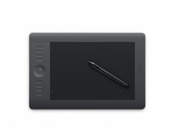 Графический планшет Wacom PTK-650-RU Intuos5 M Pen
