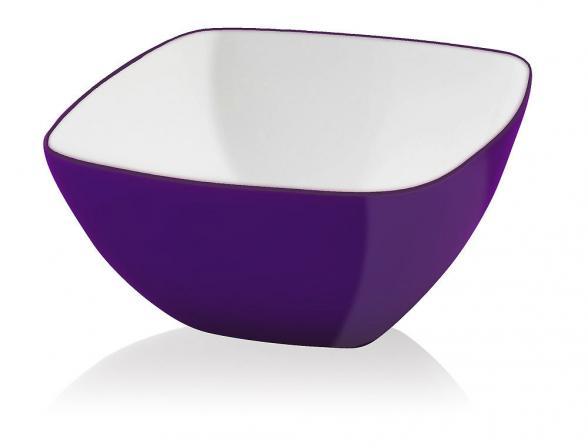 Миска Vialli Design LIVIO 14см фиолетовая L-14F