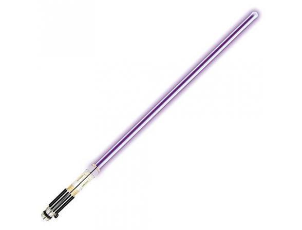 Световой меч Hasbro Mace Windu Force FX lightsaber