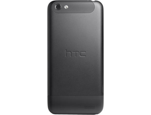 Коммуникатор HTC One V Black