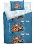 Постельное белье Нордтекс ТАЧКИ 1,5-спальное , ранфорс