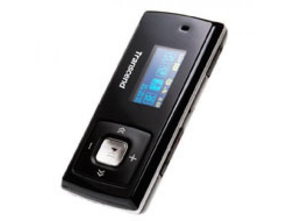 MP3 плеер Transcend T.Sonic 330 4Gb Black