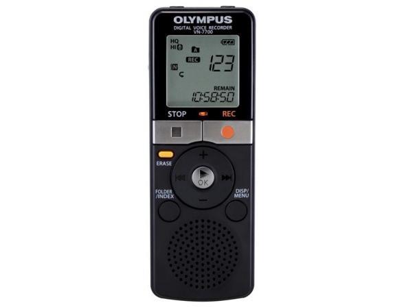 Диктофон Olympus VN-7700 [V404130BE000]