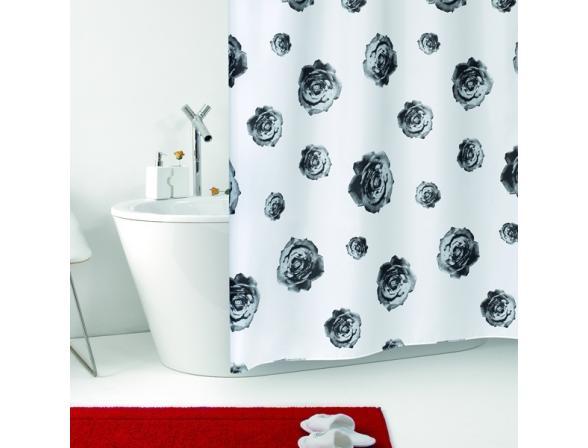 Штора для ванной Bacchetta 180х200 Rosa
