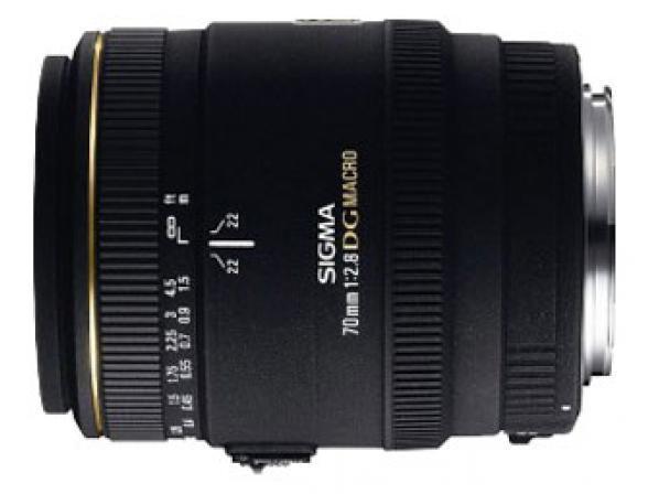 Объектив Sigma AF 70mm f/2.8 Macro EX DG SONY
