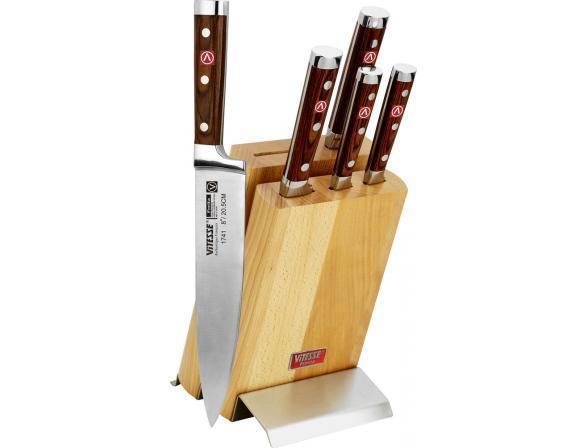 Набор ножей Vitesse Preita VS-1741