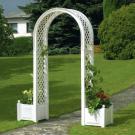 Садовая арка с ящиком для растений KHW 37601