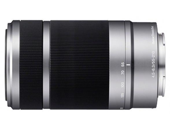 Объектив Sony 55-210mm f/4.5-6.3 E*