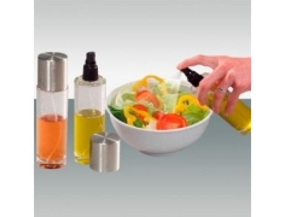Дозатор для масла Kesper стекло/металл 1390-2