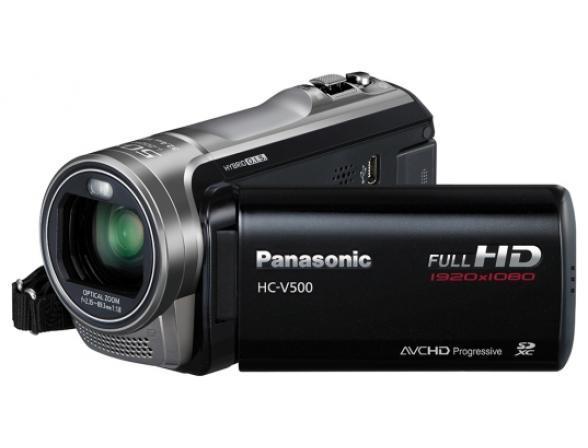 Видеокамера Panasonic HC-V500