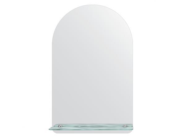 Зеркало с полочкой EVOFORM Attractive BY 0511 (50х80 см)