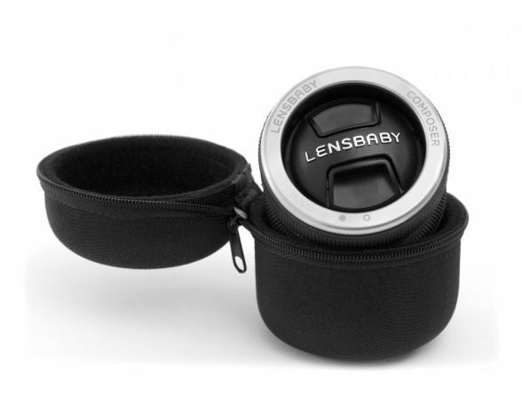 Чехол Lensbaby Lens Case для Composer and Muse lenses