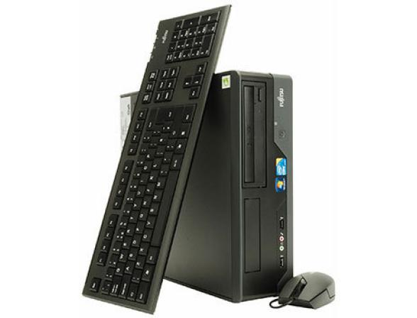 ПК Fujitsu ESPRIMO E400 SFF E85+  VFY:E0400PF045RU